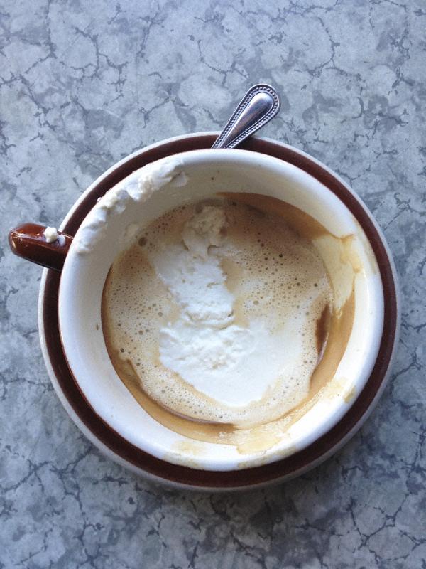 Cafe Trieste, Diana Koenigsberg 2013