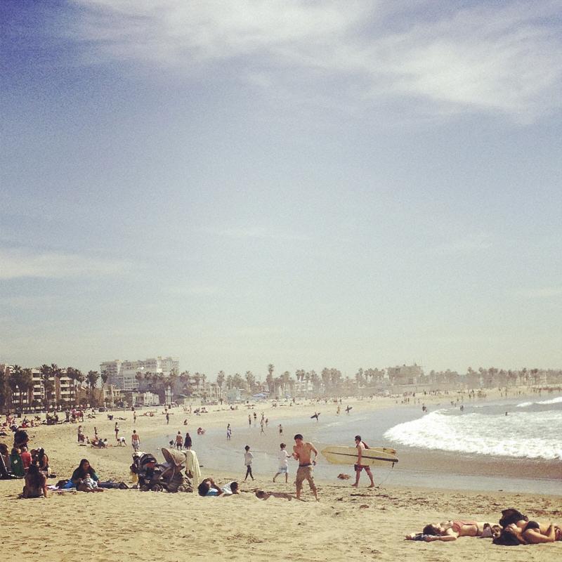 Venice Beach © Diana Koenigsberg 2013