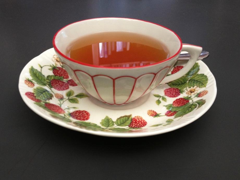 Alice's Tea - DIANA KOENIGSBERG Copyright 2013