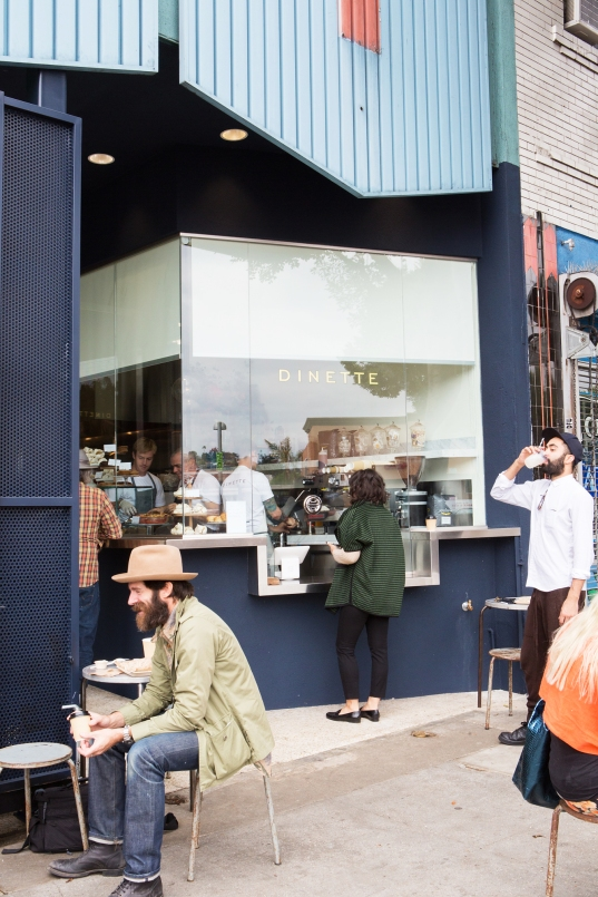 Dinette, Echo Park, copyright Diana Koenigsberg 2014
