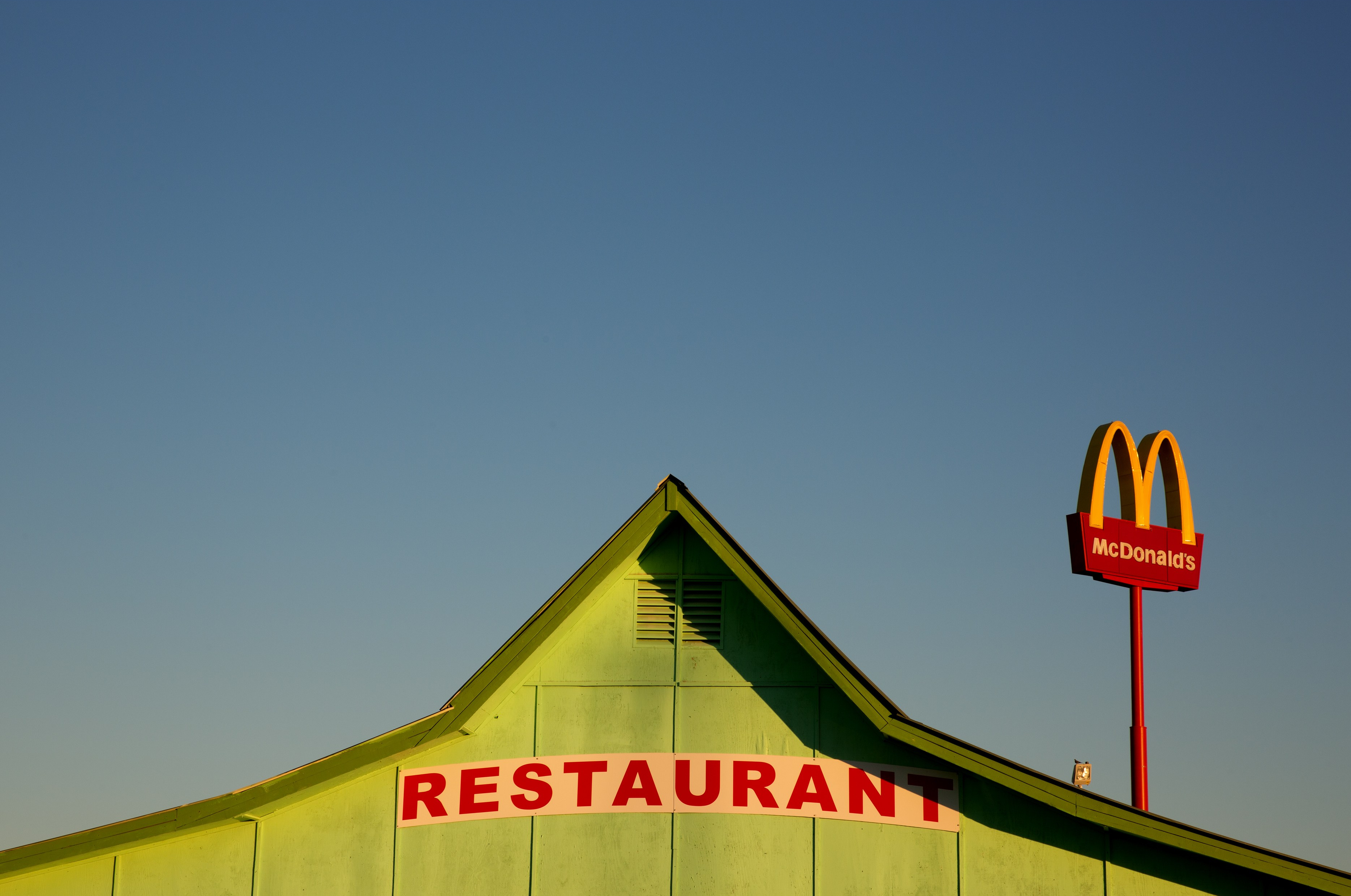 restaurant sign in Quartsite, copyright Diana Koenigsberg 2020
